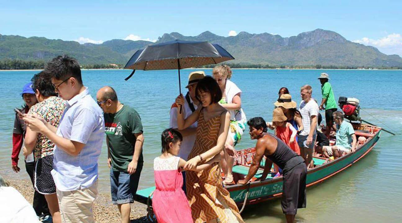 cruise to Monkey Island from Hua Hin