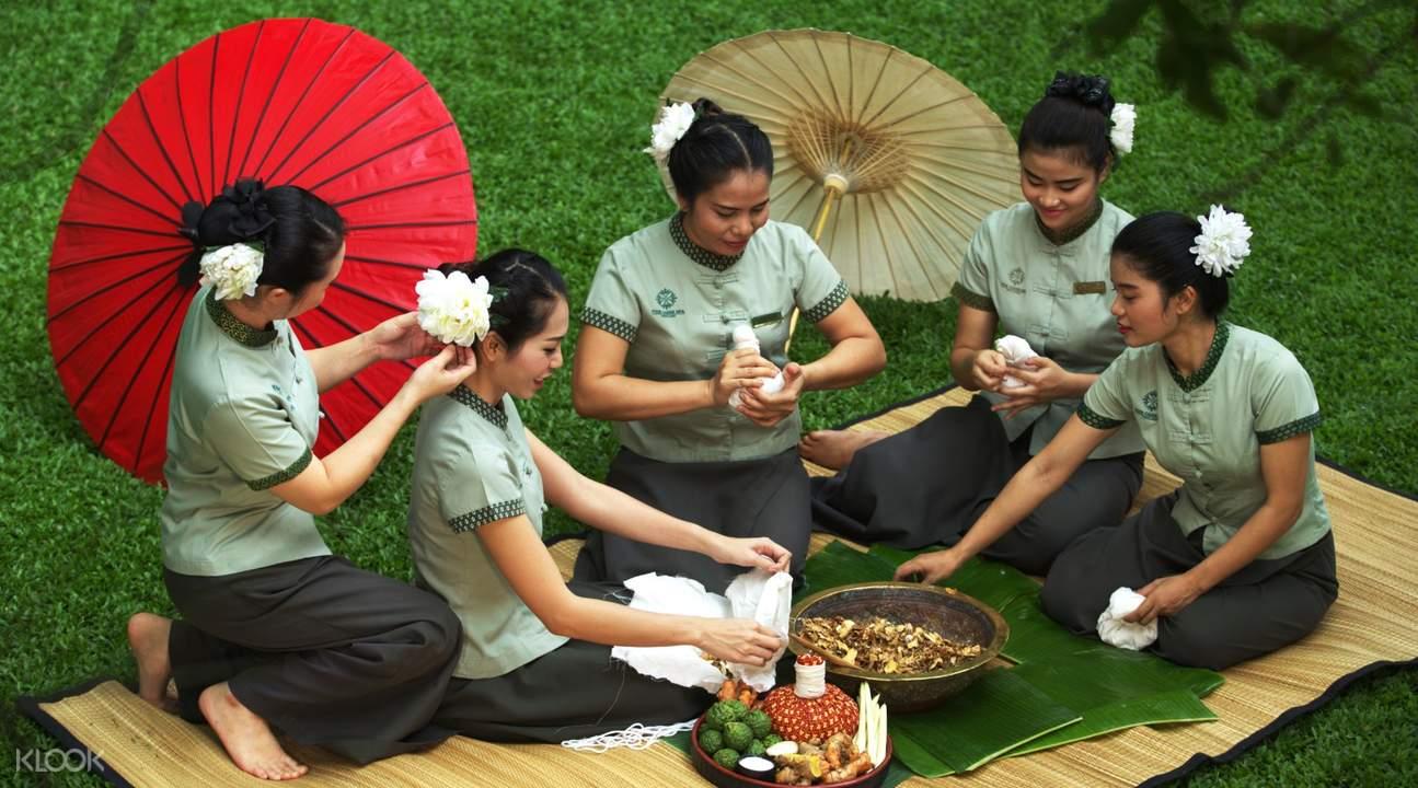 曼谷 Oasis Spa 綠洲水療按摩體驗