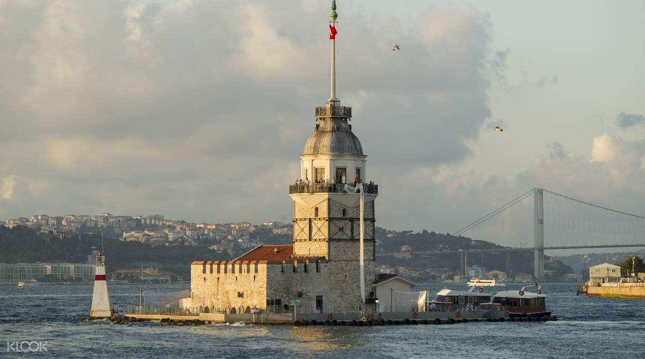 Leander's Tower istanbul