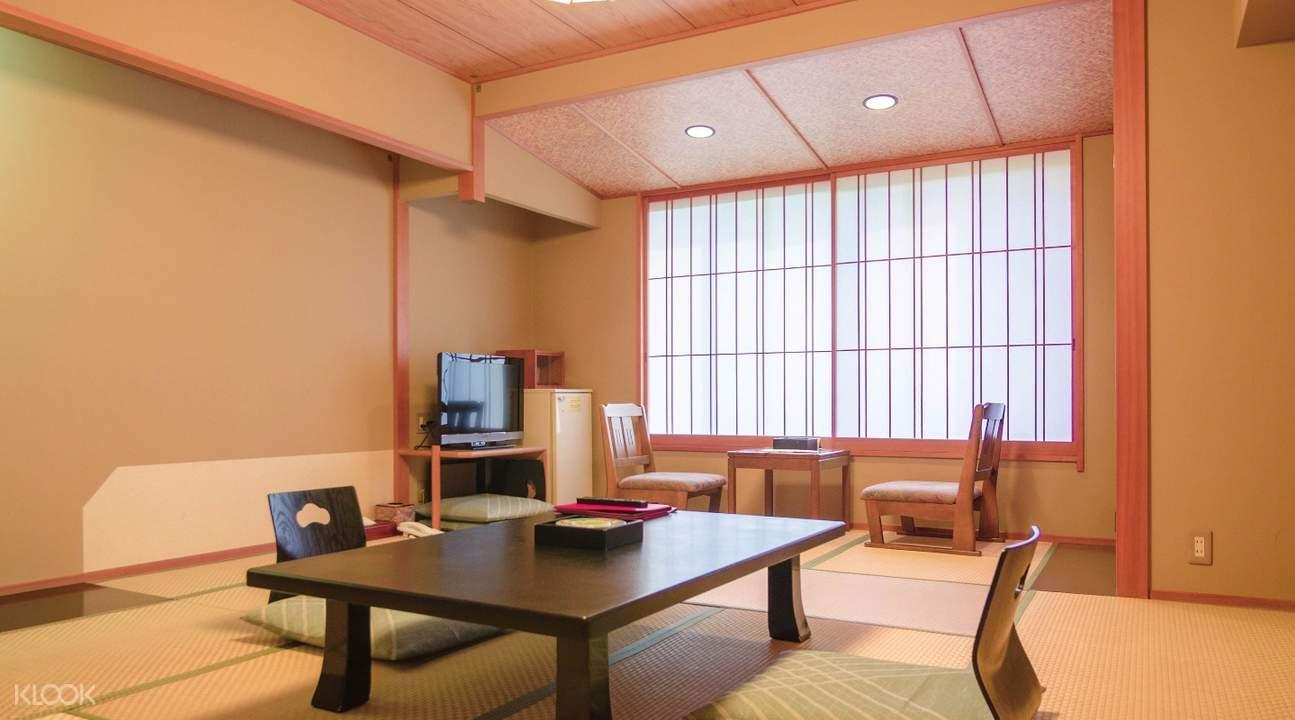 夕雾庄温泉旅馆