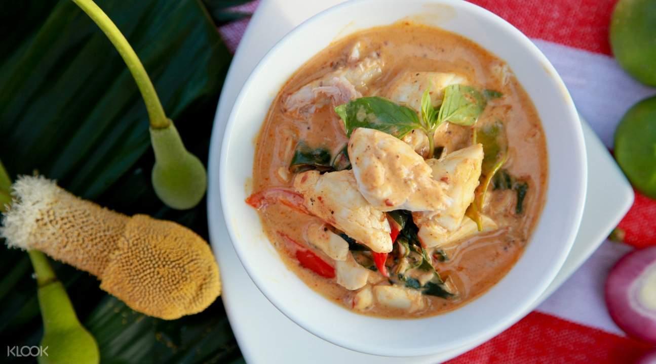 gaeng pooo baba soul food sri panwa phuket thailand