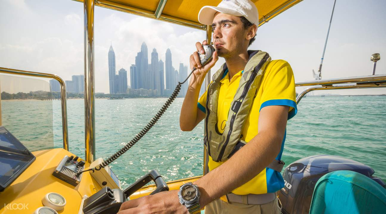 dubai tour guide