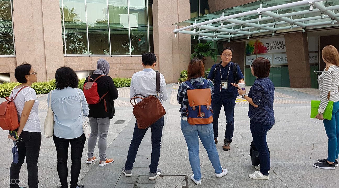 english speaking guide singapore cityscapes tour
