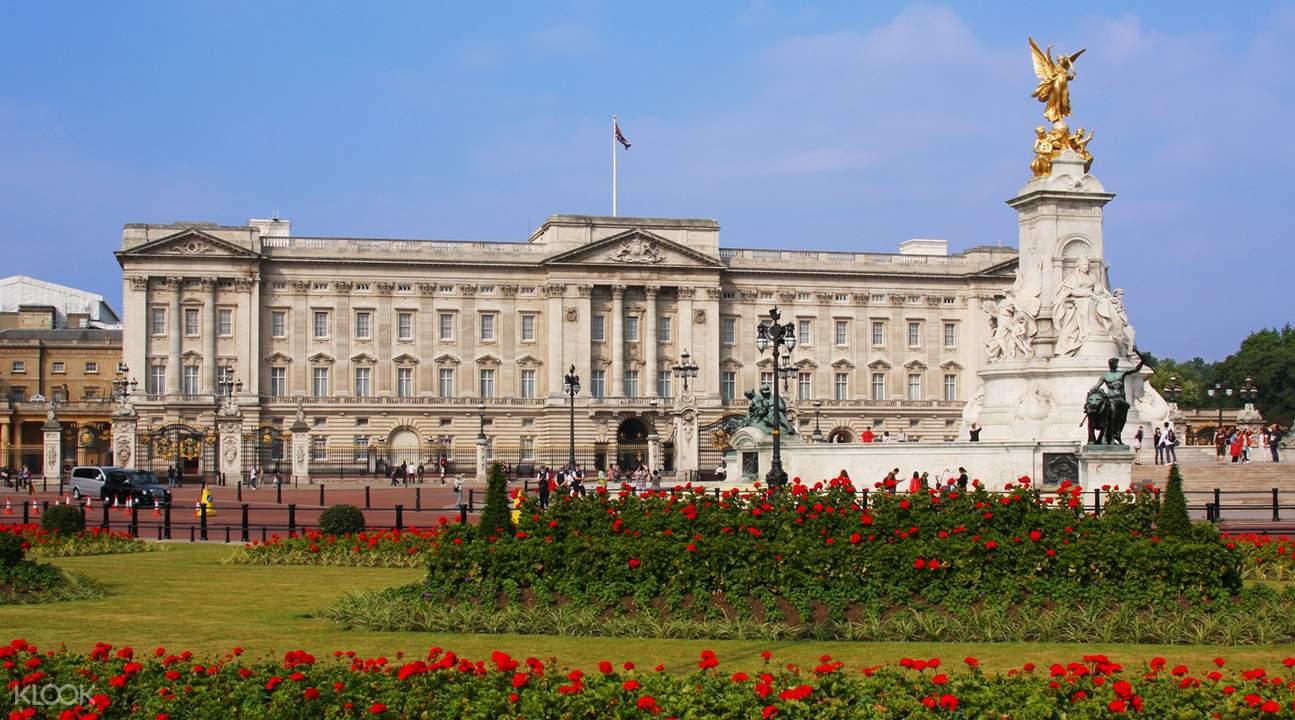 afternoon tea and buckingham palace tour london