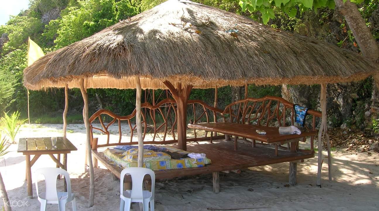 coron malcapuya island day trip