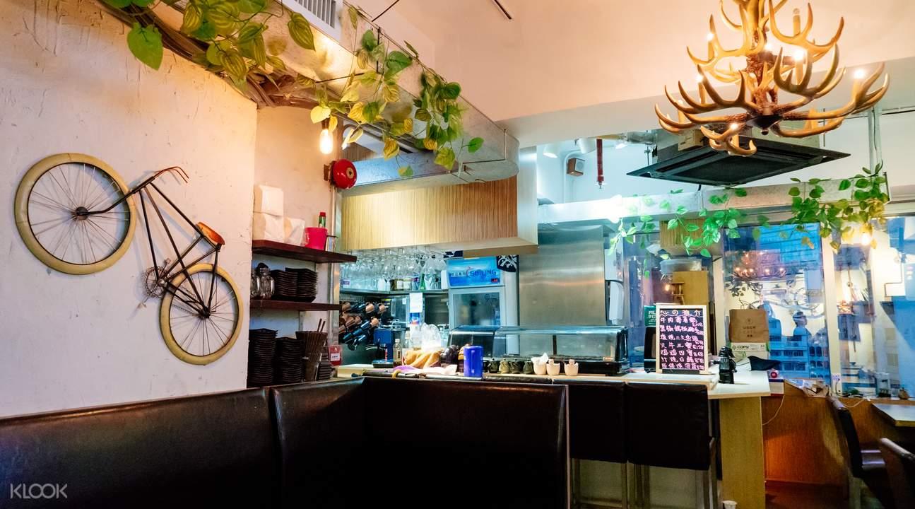 香港銅鑼灣心之食堂