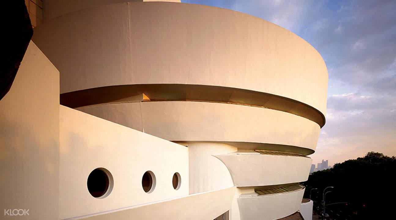 Solomon R. Guggenheim Museum Frank Lloyd Wright