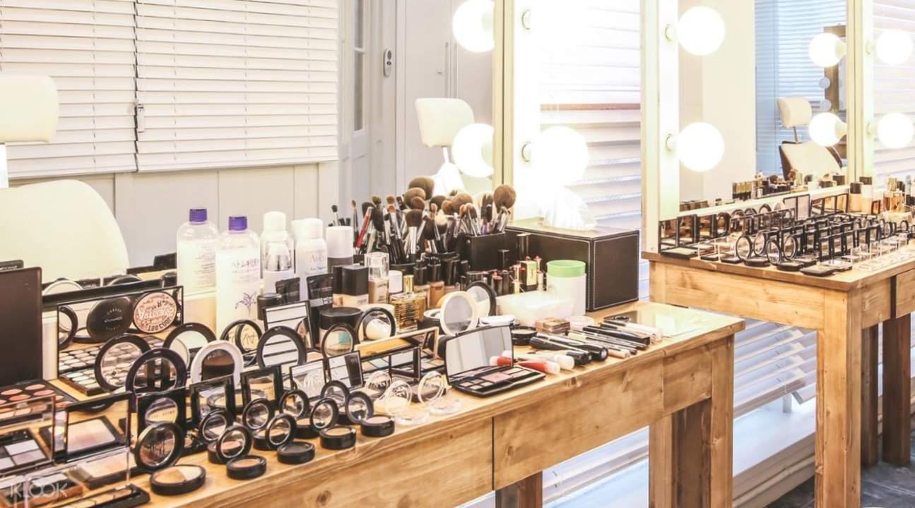 韩式彩妆体验