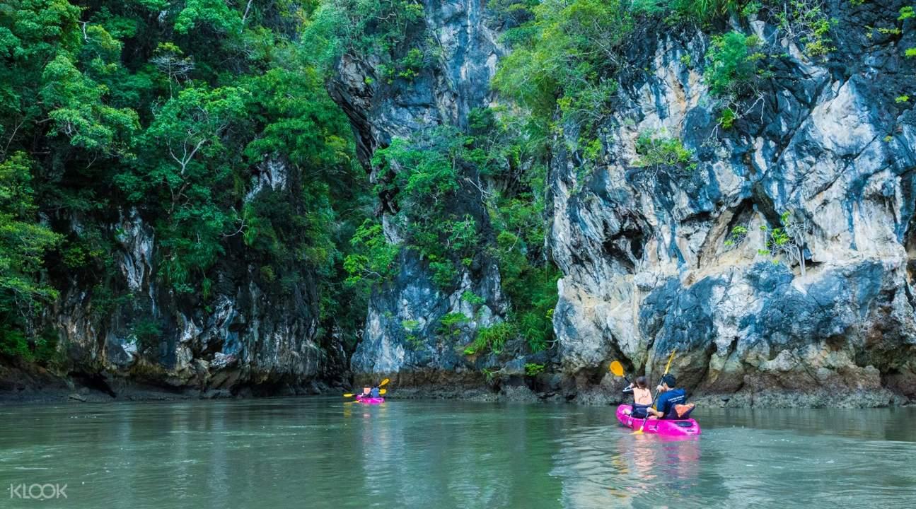 where to go in Krabi