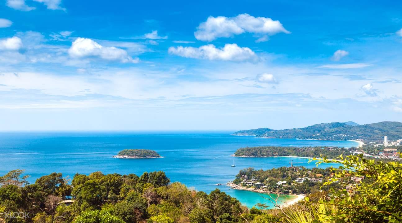 普吉岛卡隆观景台