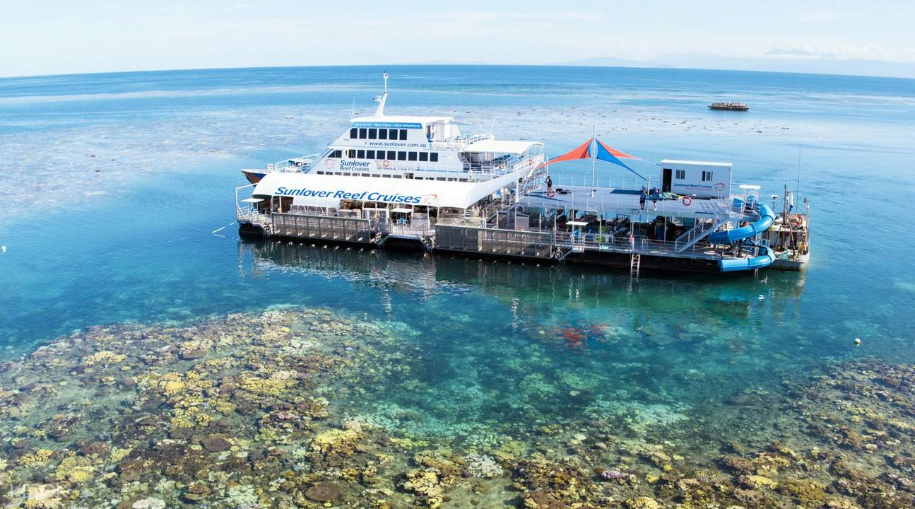 moore reef tours