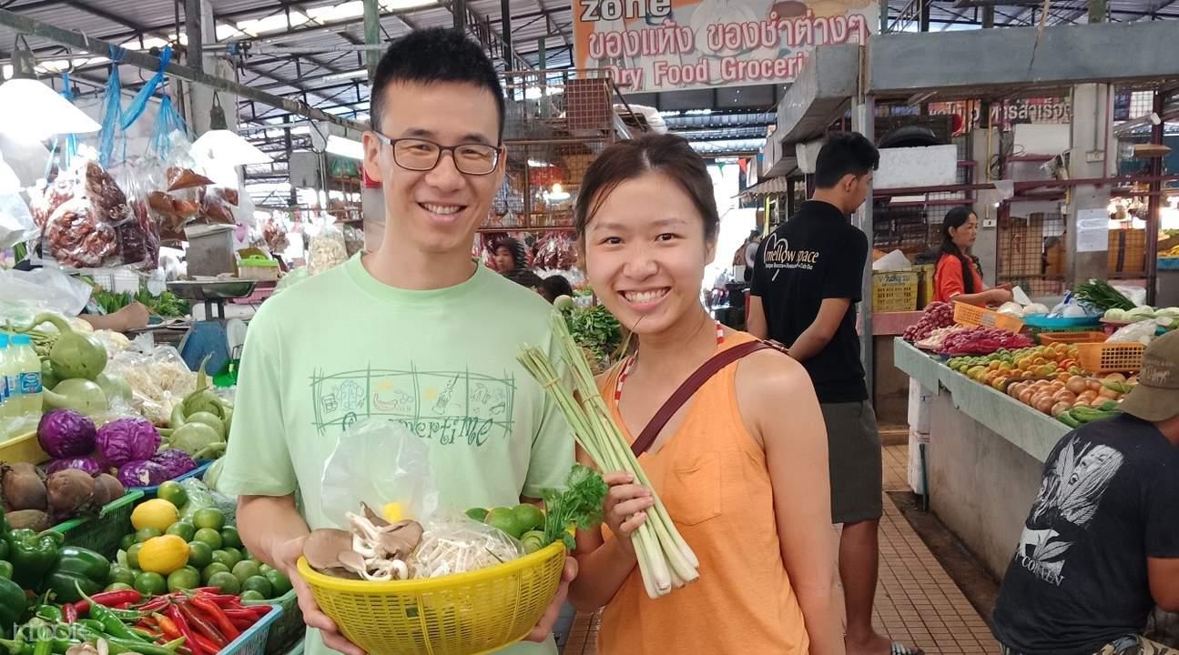 phuket easy thai cooking class thailand