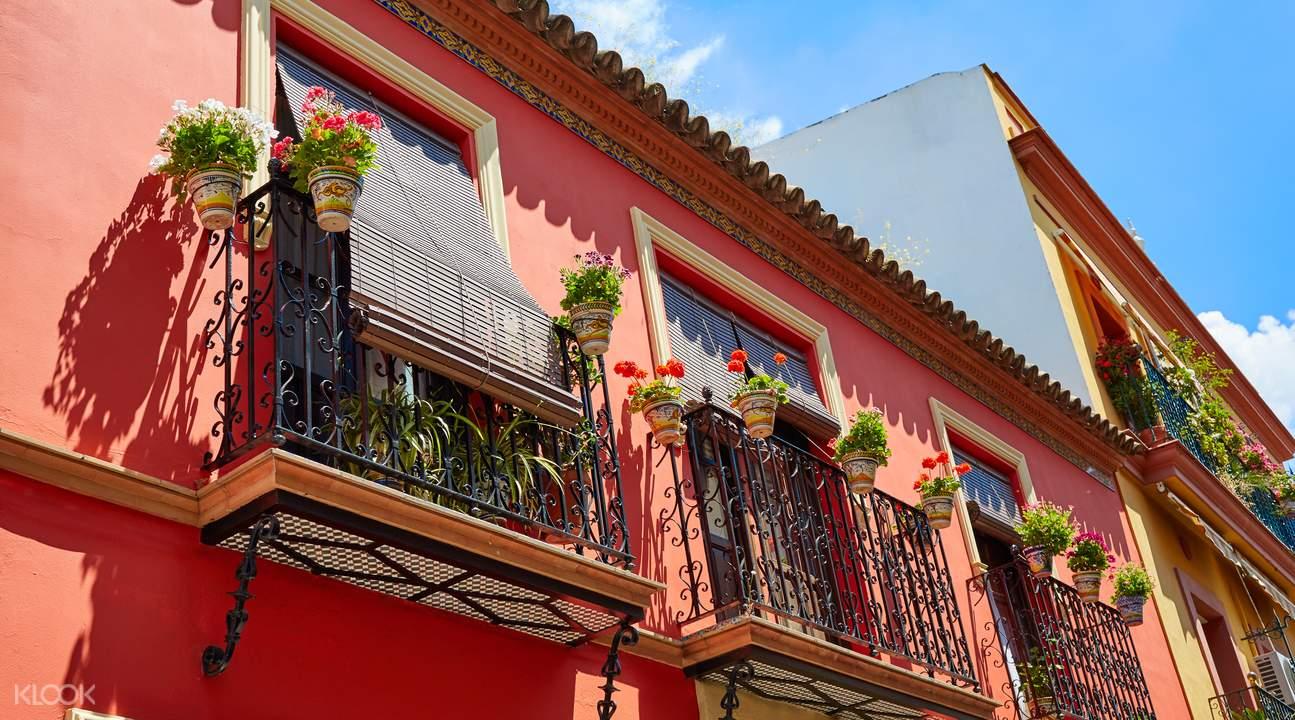 Seville Half Day City Tour