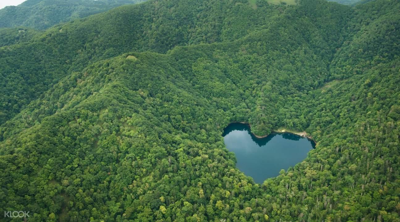 北海道豐似湖直升機飛行體驗