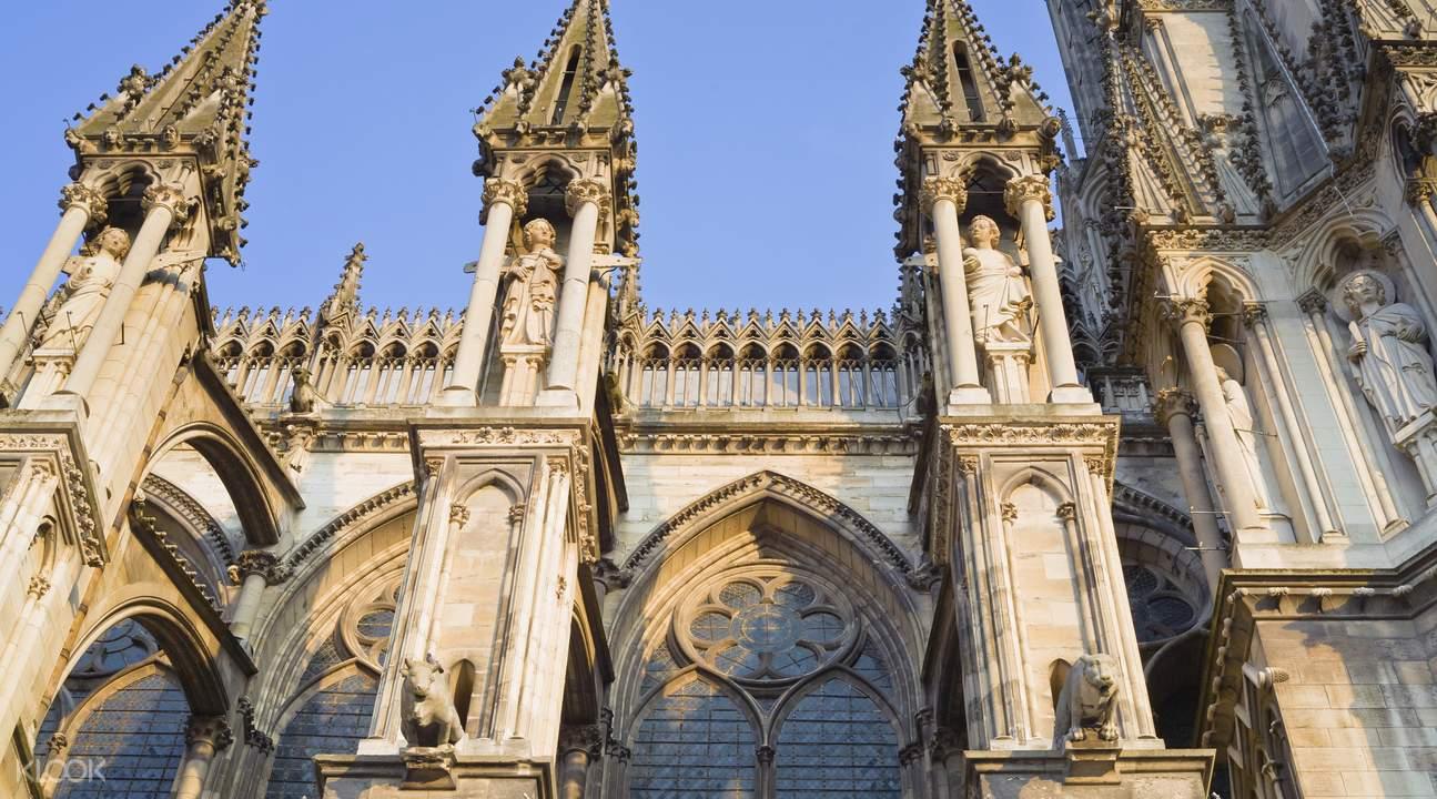兰斯大教堂
