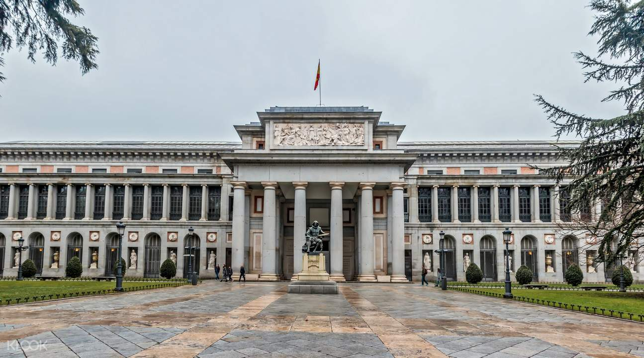 prado museum madrid bike tour