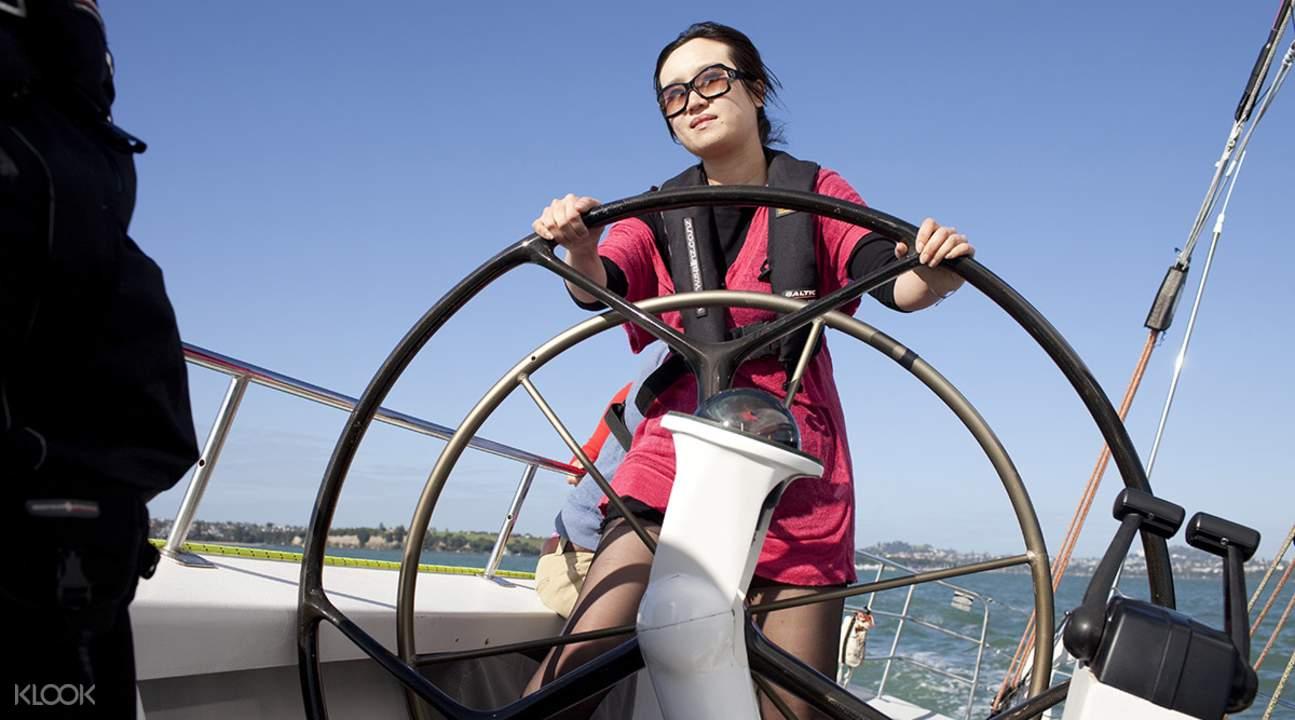 奥克兰美洲杯帆船赛