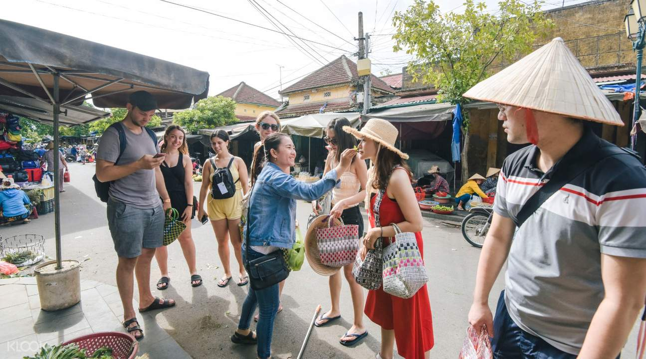 越南會安有機美食烹飪 & 竹籃船體驗半日遊
