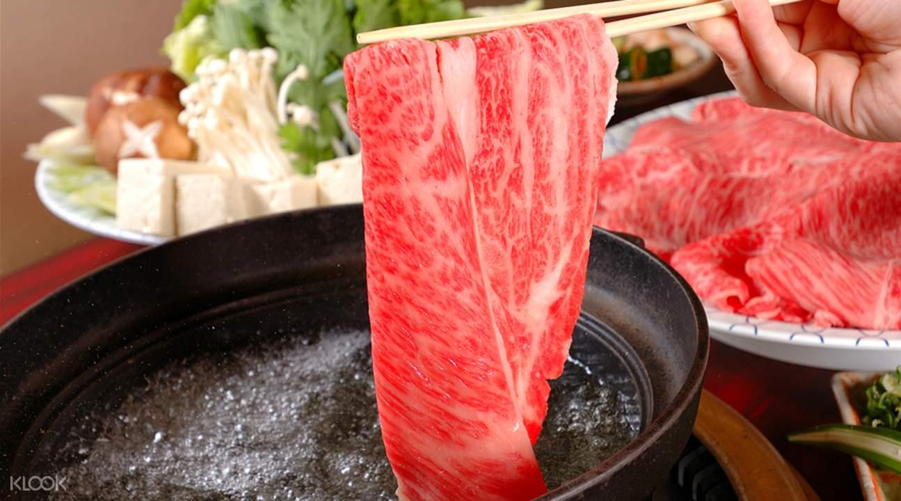 日本旭川和牛涮锅 しゃぶ菜 Shabusai