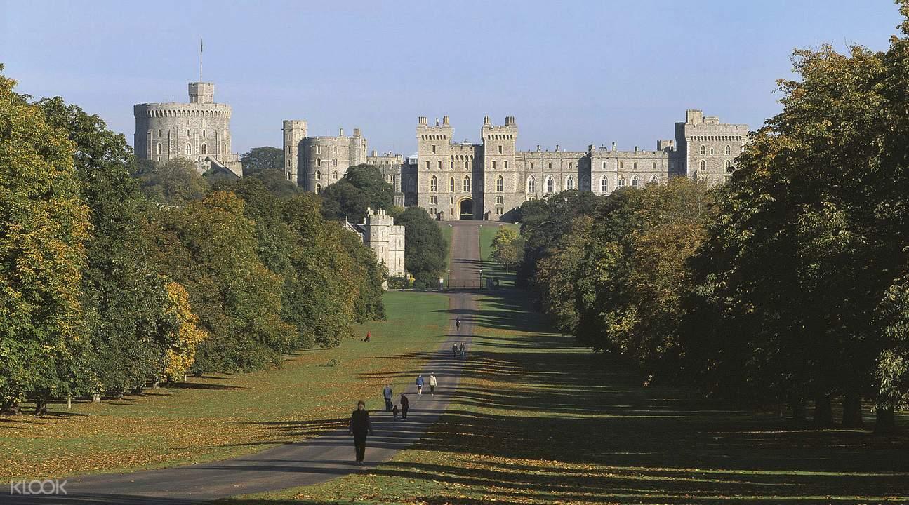 英國巨石陣 & 溫莎城堡 & 巴斯一日遊(倫敦出發)