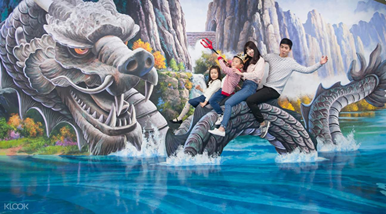 魔幻water- 龙