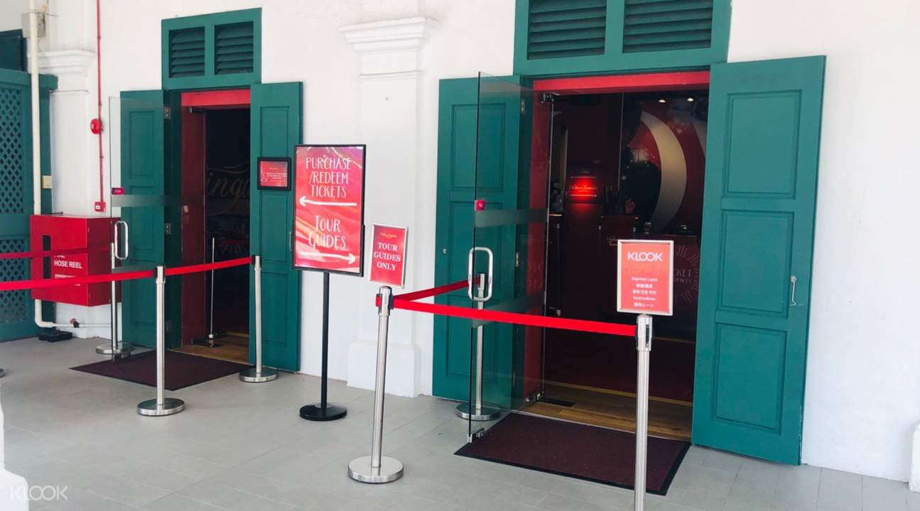 skip-the-line lane madame tussauds singapore