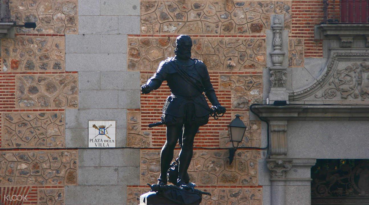 madrid city combo tours