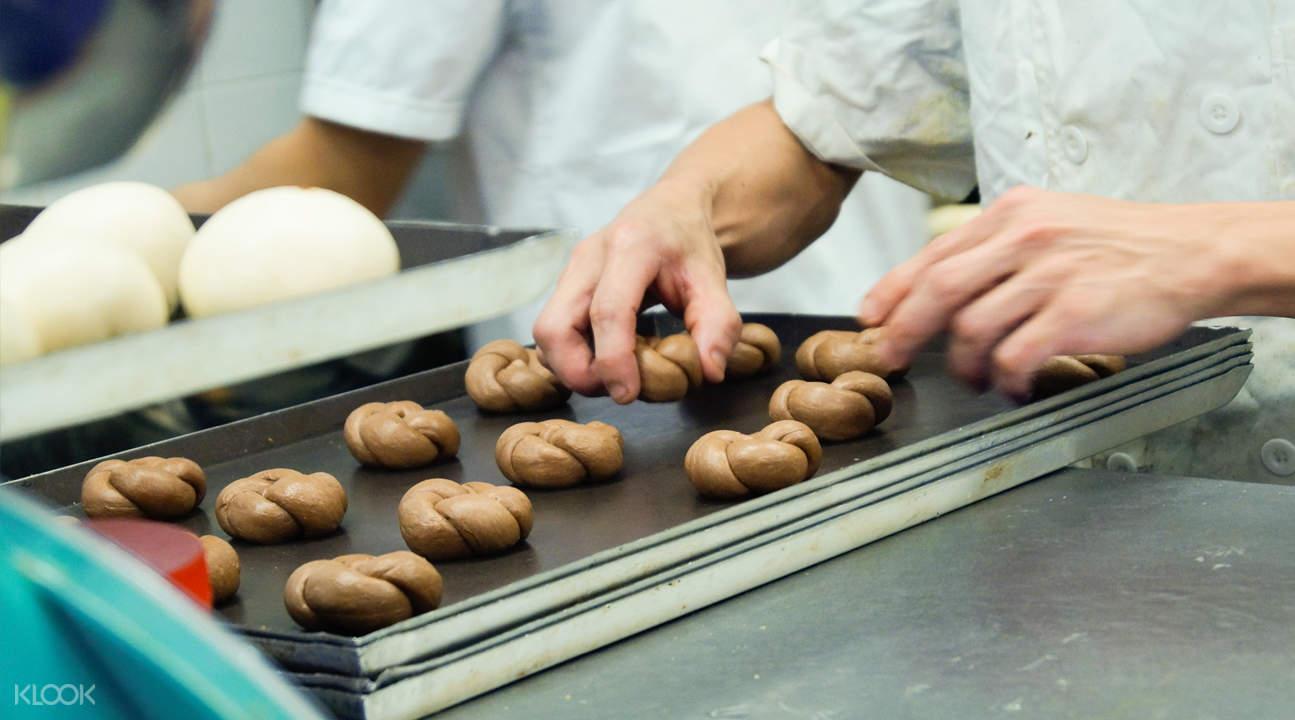 新加坡丹戎巴葛香港優之品麵包酥餅