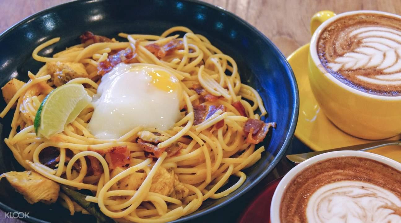 新加坡Three Cups Coffee Co.,新加坡咖啡,新加坡咖啡廳