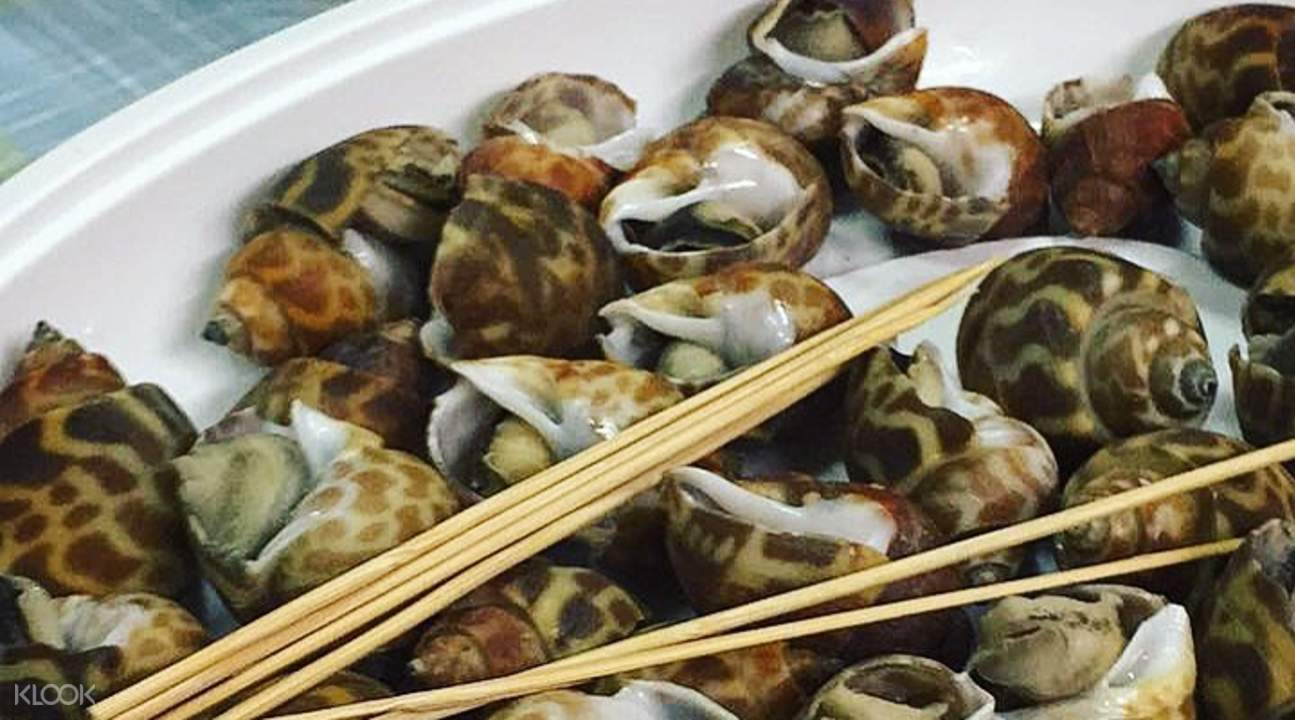 razor clams hong kong
