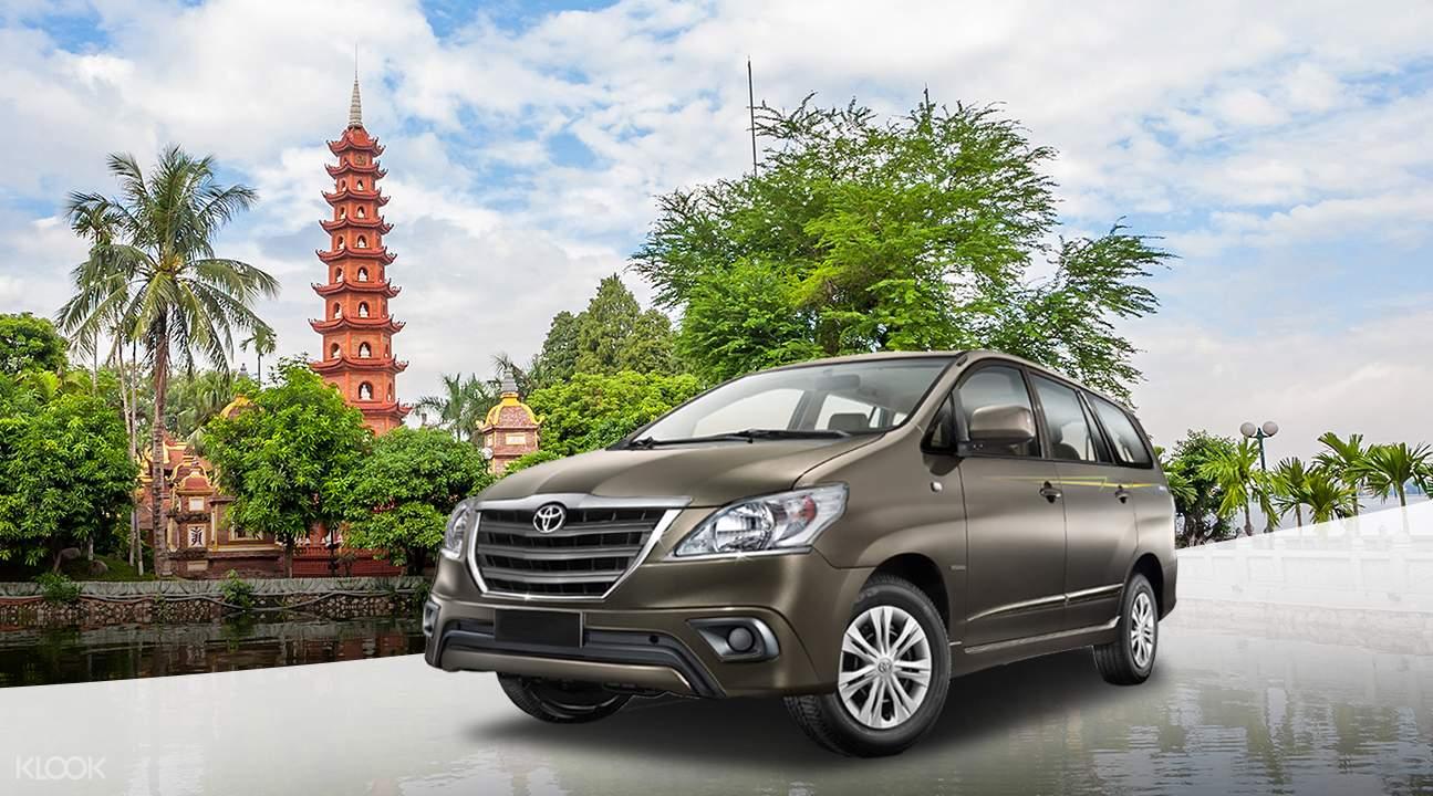 hanoi private car charter vietnam