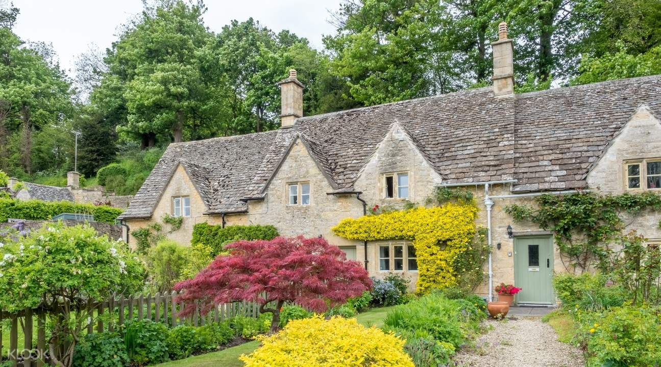 Traditional Cotswold Village in london