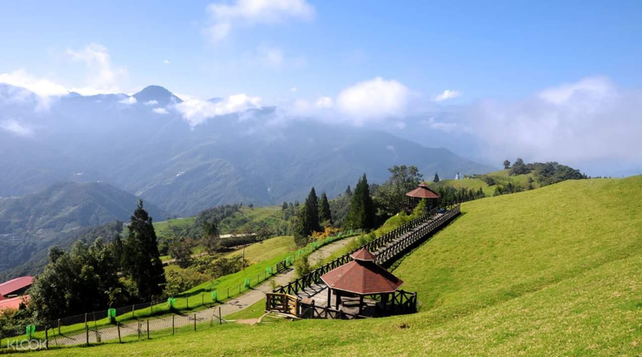 hehuan mountain tour