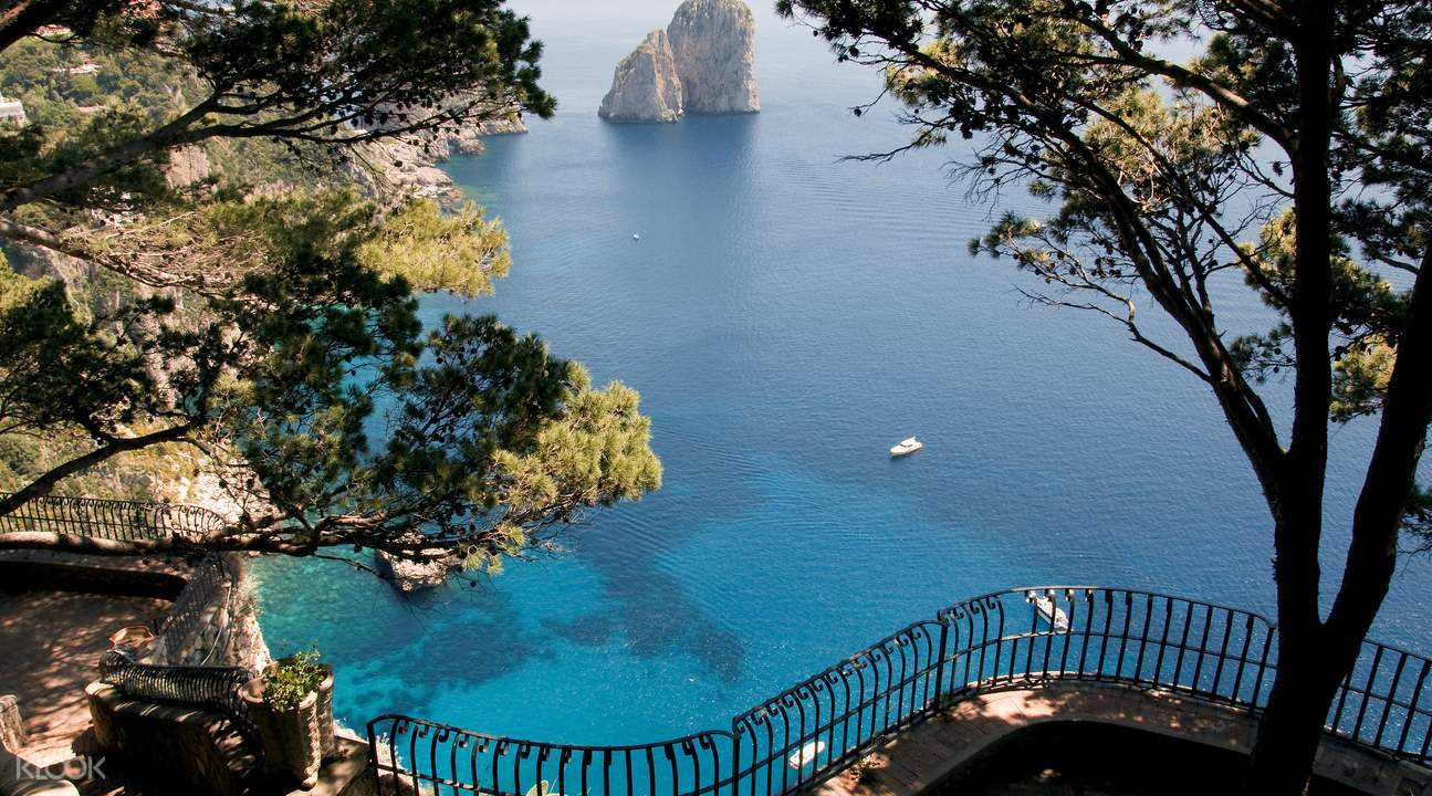 capri and anacapri day tour