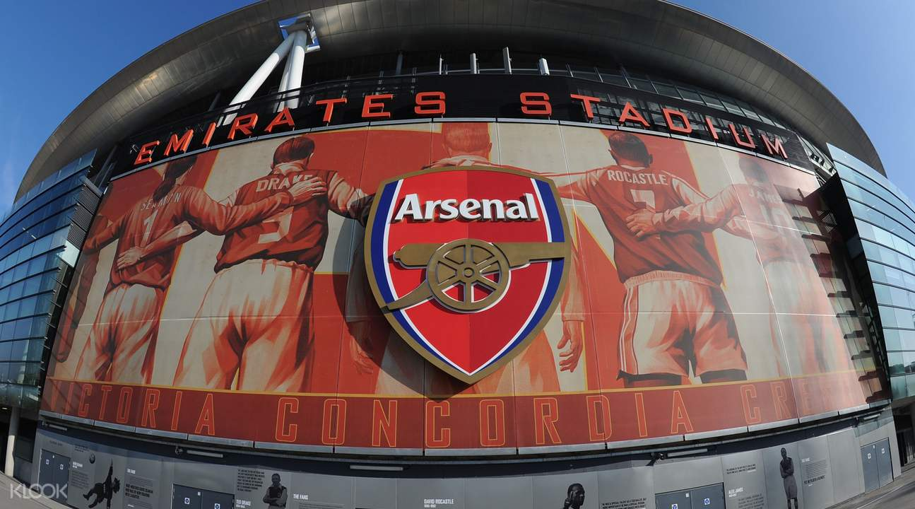 arsenal football club tours