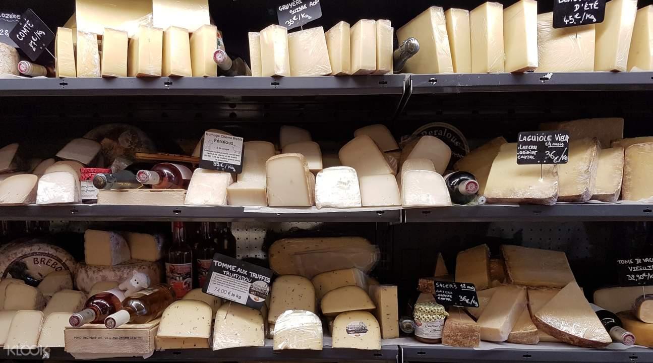 latin quarter cheese
