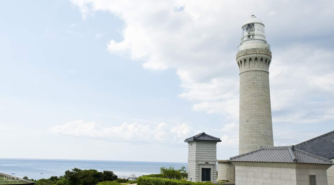 Tsunoshima Lighthouse Park