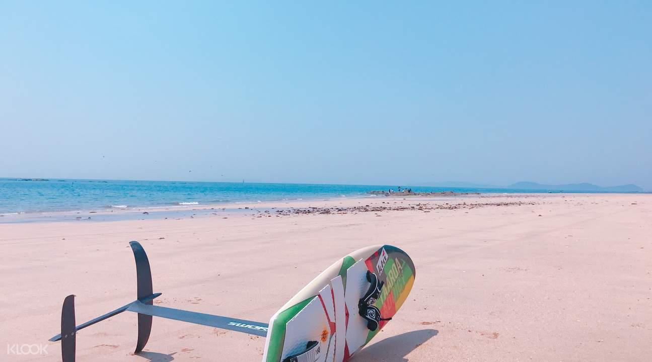 大川海水浴场
