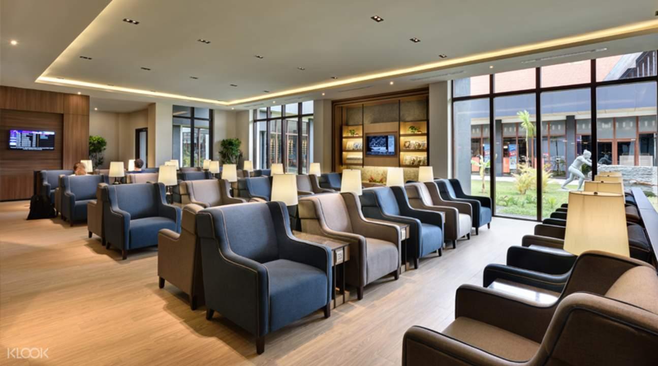 暹粒国际机场贵宾室 - 环亚机场贵宾室