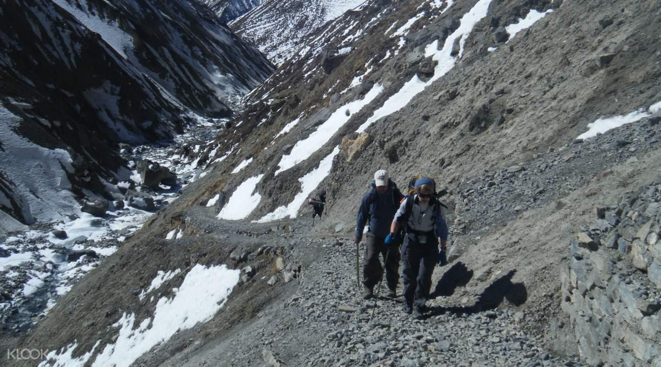 安納普爾納峰徒步