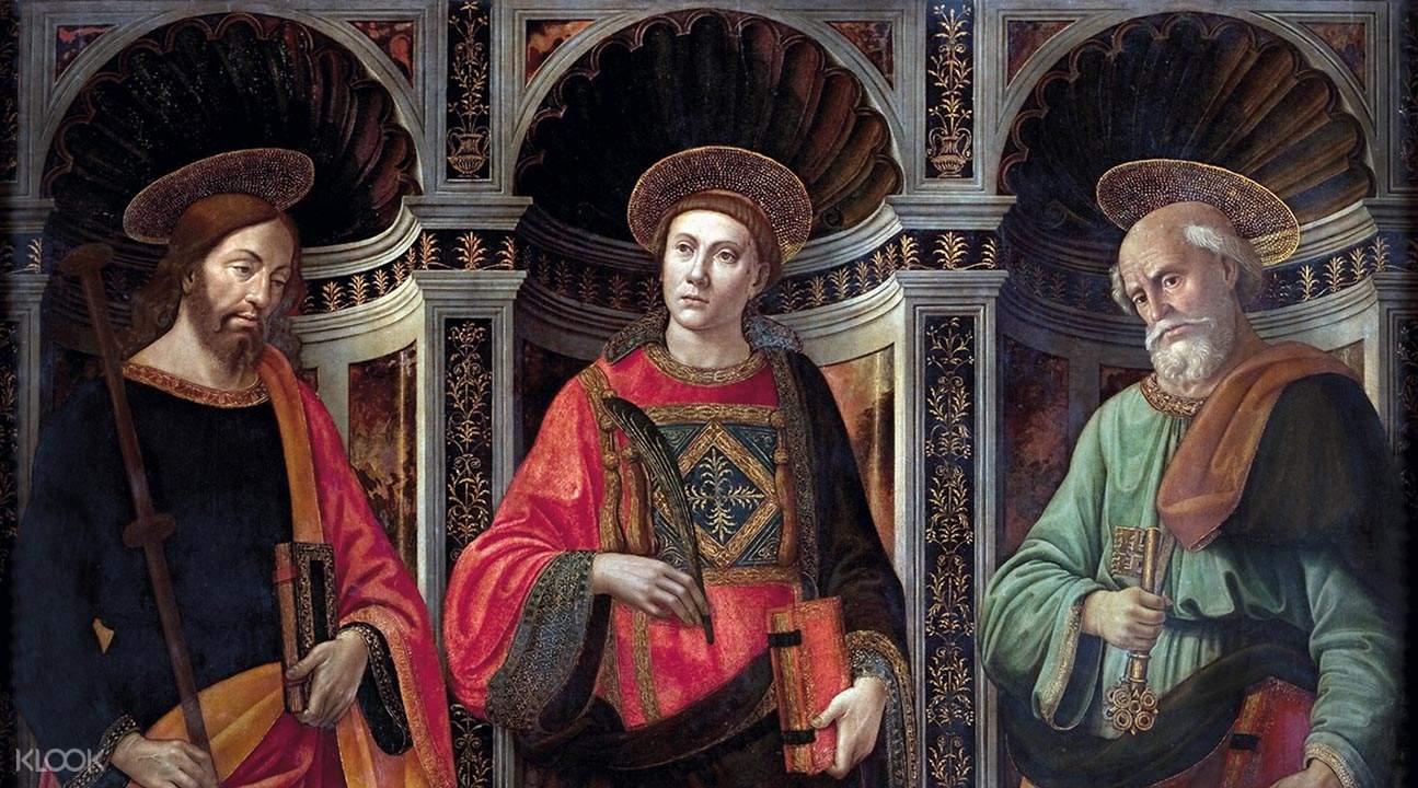 guided tour uffizi gallery