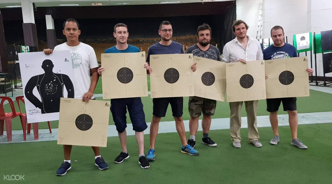 bangkok shooting range packages