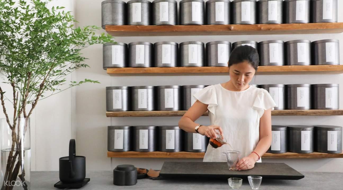 Plantation品茶体验