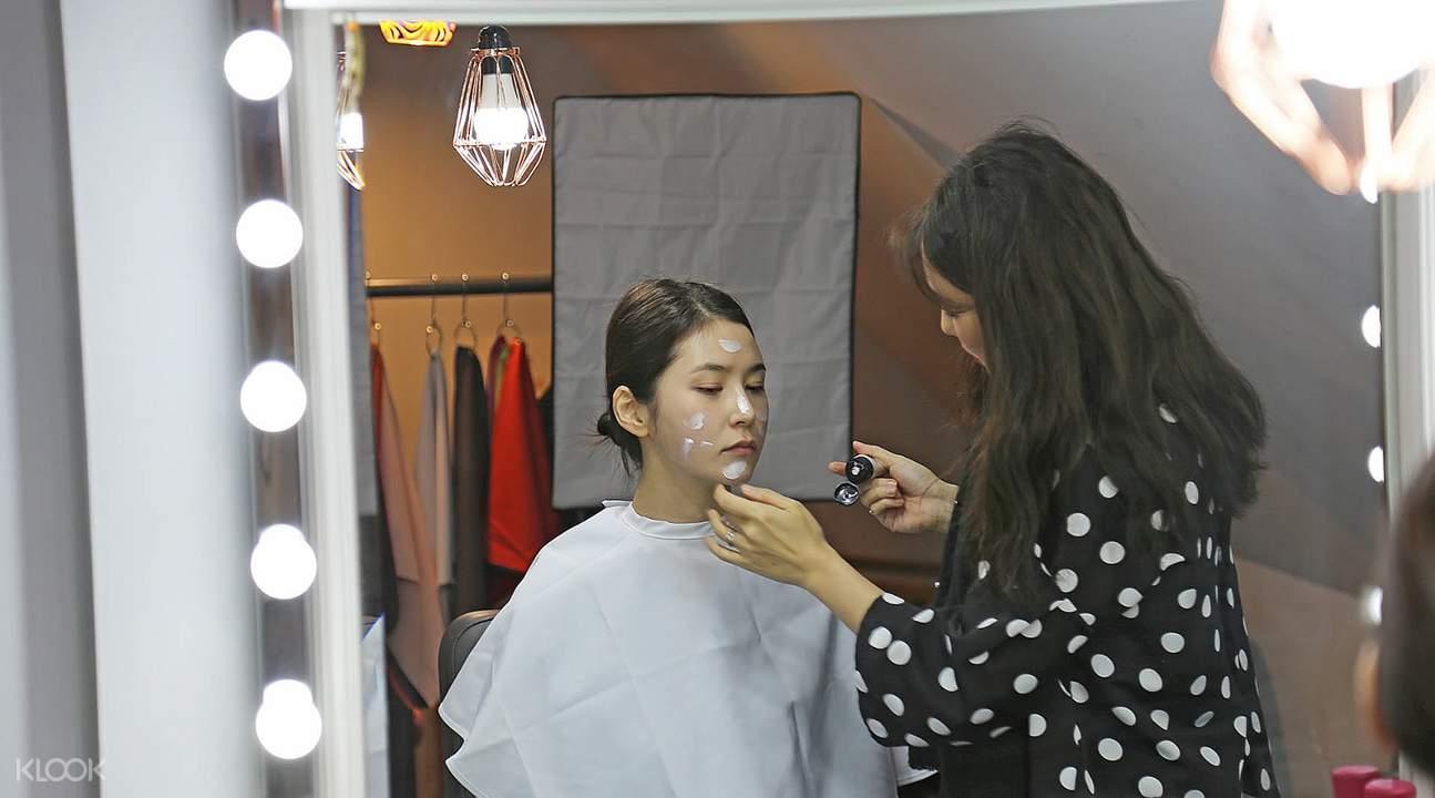 K-BEAUTY韩式美妆造型设计