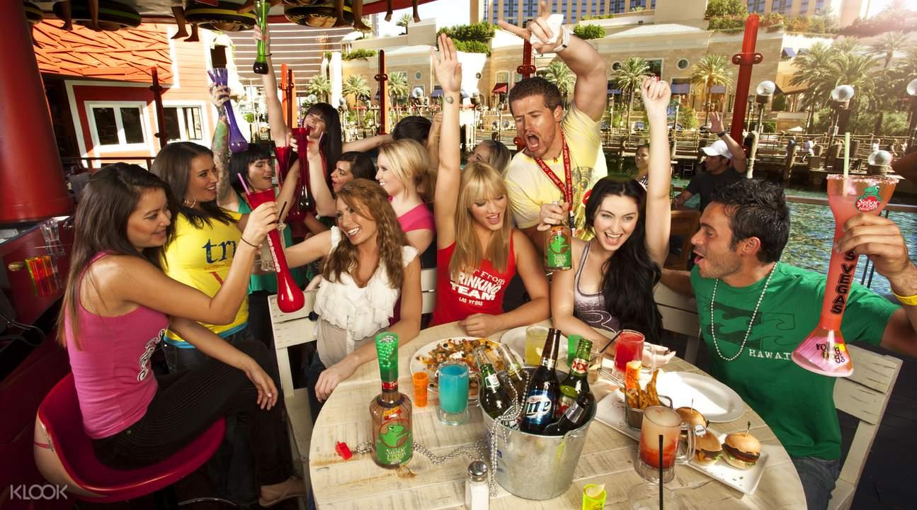 塞納青蛙拉斯維加斯開放式酒吧