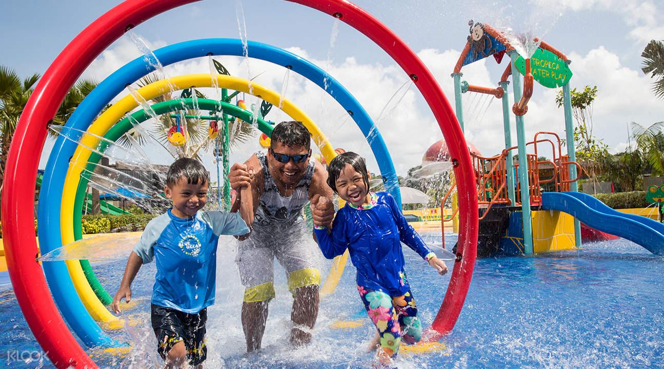 Wild Wild Wet Singapore family fun