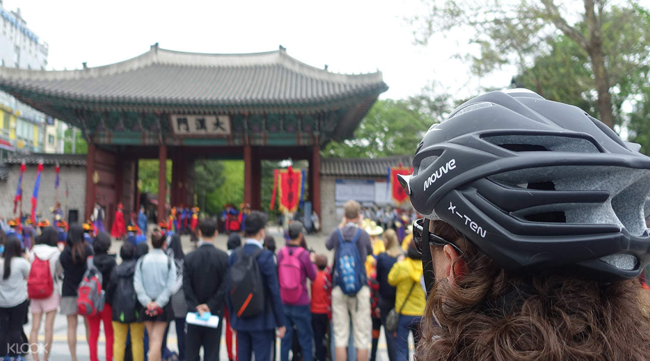 Seoul Biking Day Tour