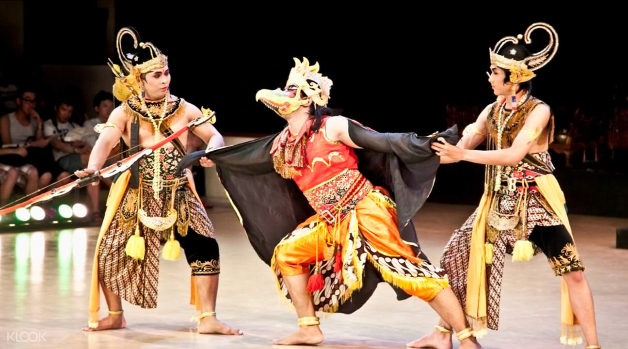 Ramayana Ballet Performance With Optional Dinner