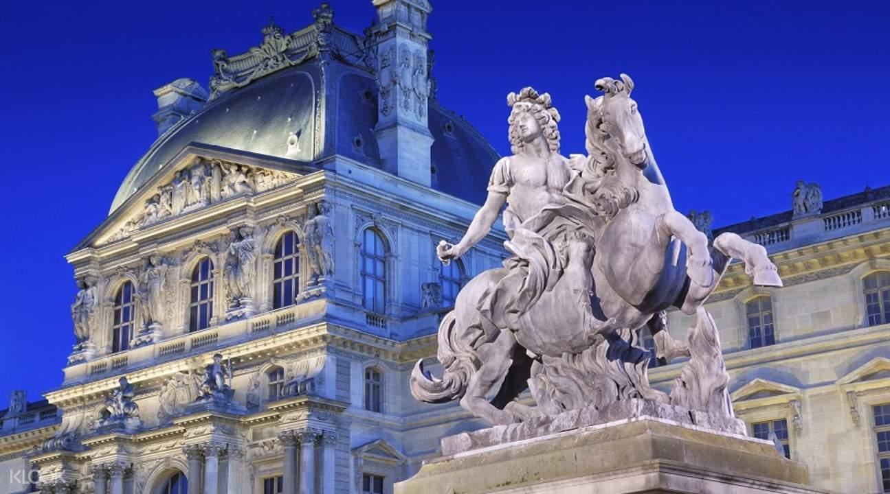 巴黎旅遊景點