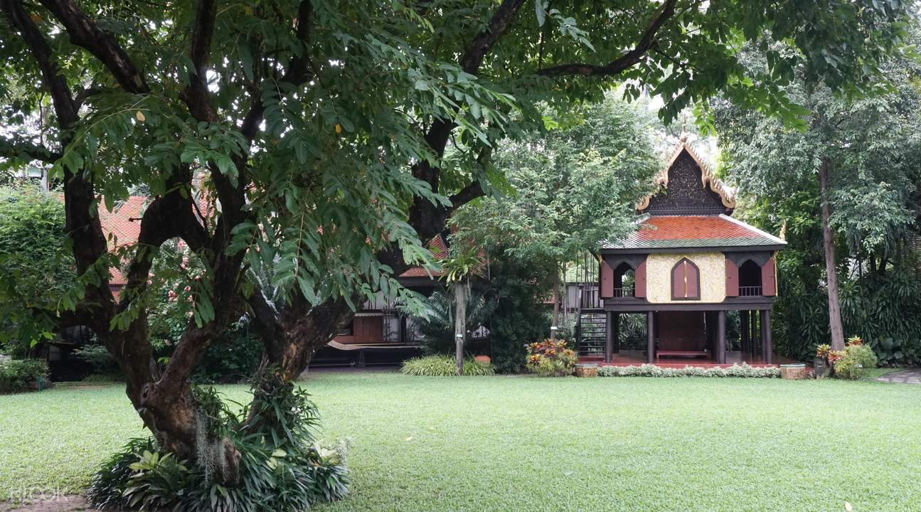 jim thompson's house half day tour